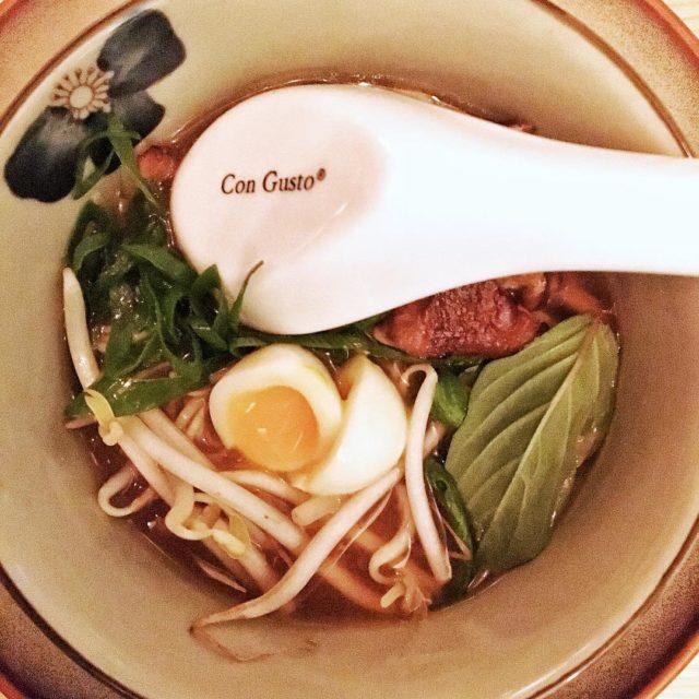 Sopa de fideus oriental perfecte per passar el fred dehellip