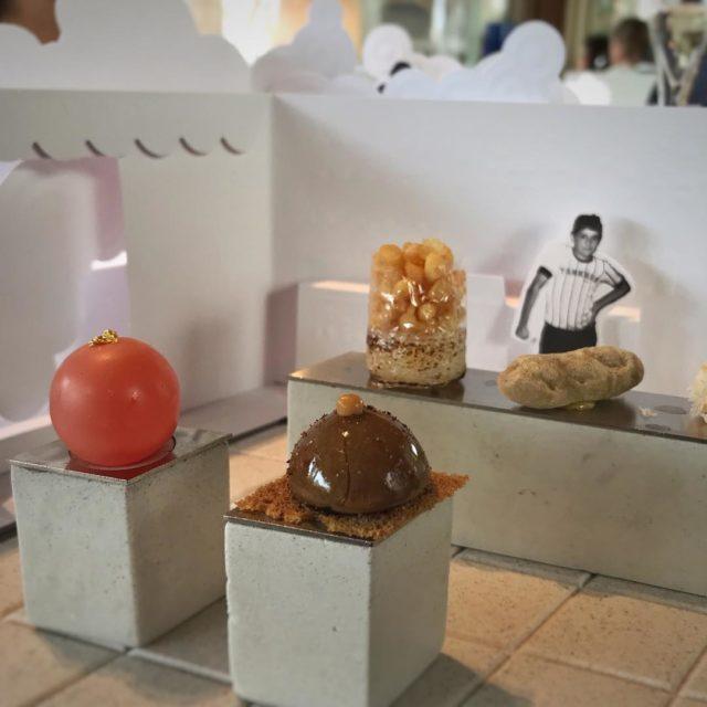 Ahir vam tenir el privilegi de degustar el menufestival alhellip
