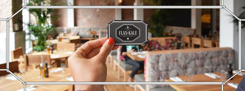Flax&Kale BCN Triemrestaurant