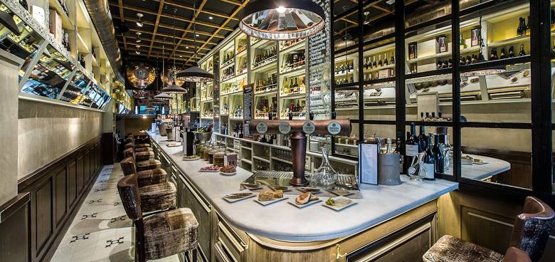 Bardot Restaurant - Barcelona
