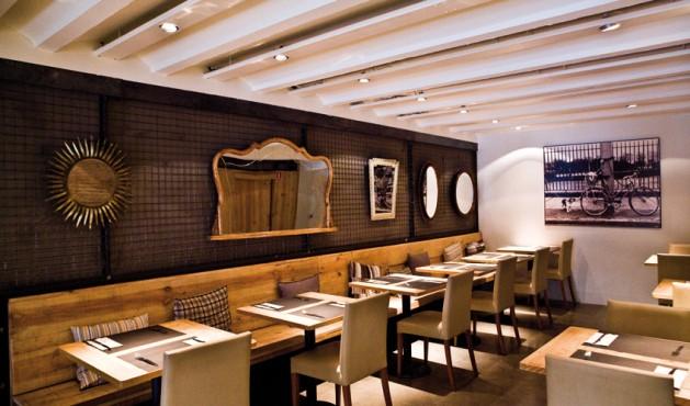 Butikfarra BCN - Triemrestaurant