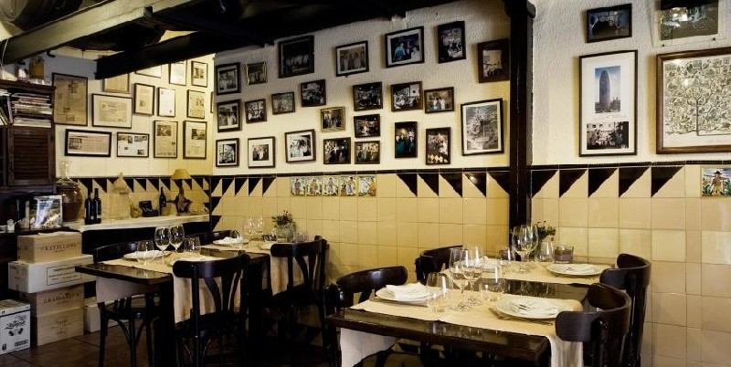 Can Pineda Barcelona - El Clot